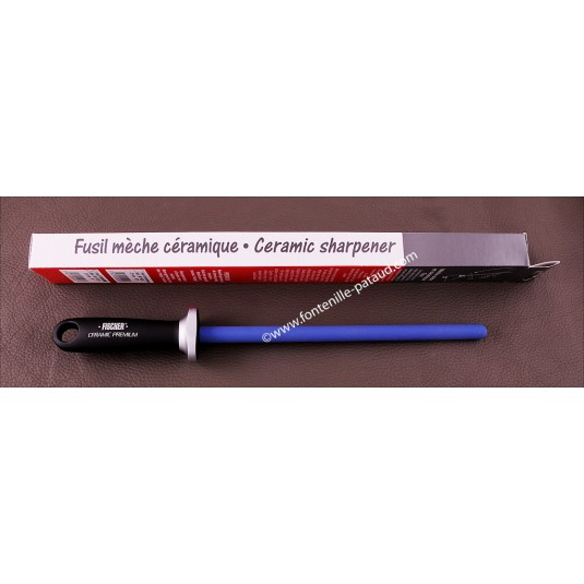 Ceramic Premium sharpening steel 23 cm